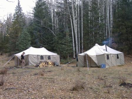 Colorado drop camps