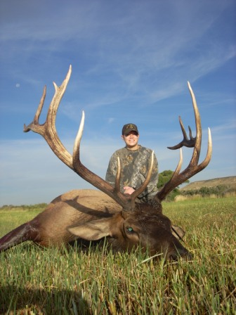 wyoming elk hunting outfitters